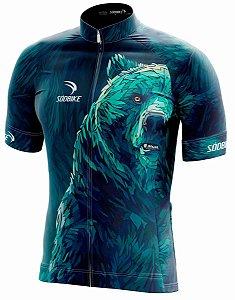 Camisa Ciclismo Sódbike Urso