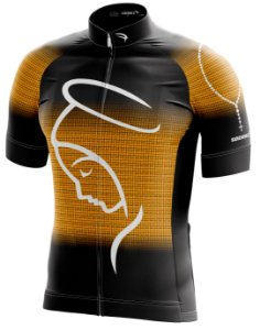 Camisa NSA-2 Amarela