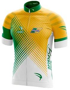 Camisa Ciclismo Brasil 2017