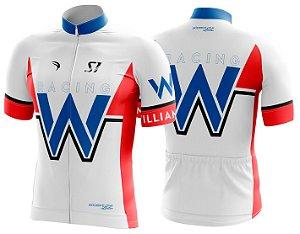 Camisa Ciclismo Sódbike S1 - Williams