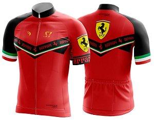Camisa Ciclismo Sódbike S1 - Ferrari