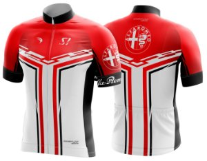 Camisa Ciclismo Sódbike S1 - Alfa Romeo