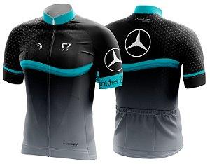Camisa Ciclismo Sódbike S1 - Mercedes
