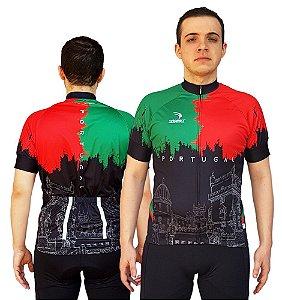 Camisa Ciclismo Sódbike Nações - Portugal