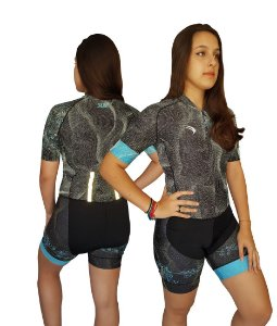 Macaquinho Ciclismo Sódbike Refletivo M07