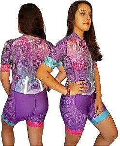 Macaquinho Ciclismo Sódbike Refletivo M01