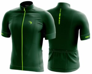 Camisa Cicloturismo Sódbike CLEAN Verde