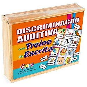 Discriminação Auditiva com Treino da Escrita
