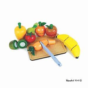 Kit Frutas e Legumes com Cortes