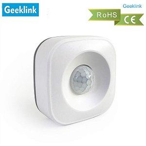 Sensor de movimento sem fio angular Geeklink