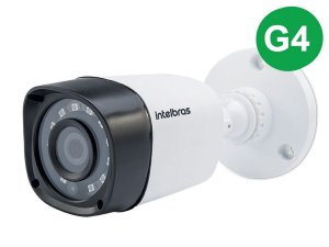 Camera Intelbras Vhd 3130 B G4 Multi Hd 720p Infra 30m 3.6m