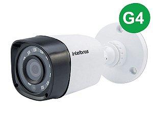 Camera Intelbras Vhd 3130 B G4 Multi Hd 720p Infra 30m 3.6m