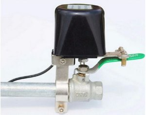 Sensor de gás 433 mhz DIN15 DIN20 Geeklink RF Inteligente