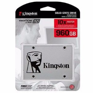 HD SSD Desktop Notebook Ultrabook Kingston UV400 960GB, SATA III 6GB/s Blister
