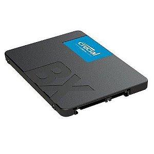 """HD SSD Crucial BX500 480GB 2.5"""""""
