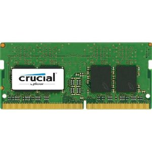 Memória DDR4 8GB 2400MHz Crucial p/ Notebook