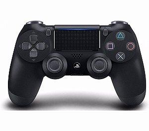 Controle Dualshock 4 PS4 EUA Jet Black