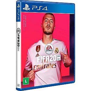 Jogo Fifa 20 Em Português E Inglês PS4