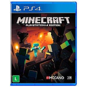 Jogo Minecraft Ps4