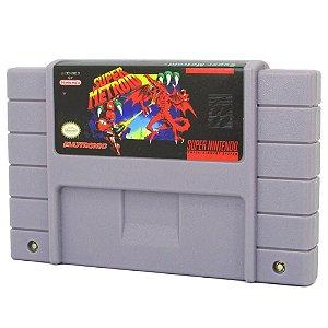 Super Metroid Cartucho Super Nintendo com Bateria