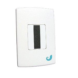 Balizador LED embutir 4X2 RD