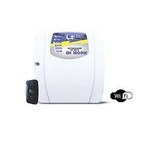 Eletrificador de Cerca e central de alarme Wi Fi SH1800w