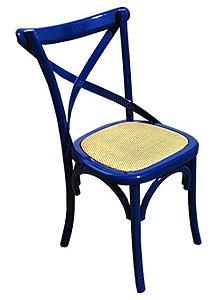 Cadeira Paris azul