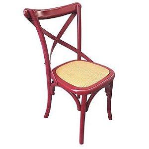 Cadeira Paris marsala