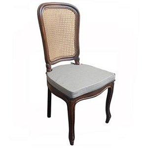 Cadeira Luis Felipe castanha