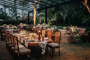 Casamento completo 200 convidados