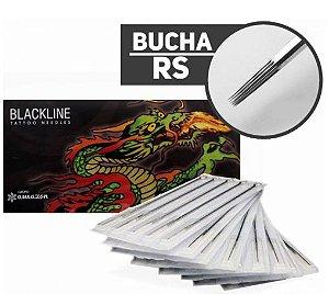 AGULHA BLACKLINE  BUCHA - CAIXA COM 50 UNIDADES