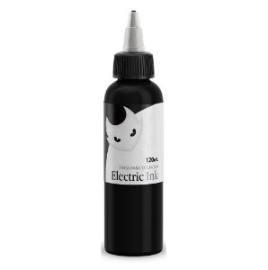 PRETO LINHA 120ML - ELECTRIC INK