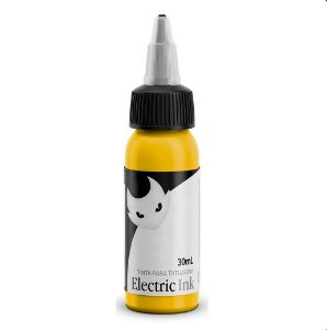 AMARELO CANARIO 2 30ML - ELECTRIC INK