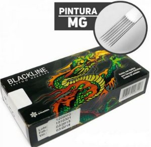 AGULHA BLACKLINE PINTURA - UNIDADE