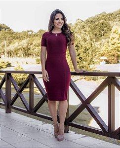 0081daf4a104 Vestido Ana Vitoria Moda Evangélica