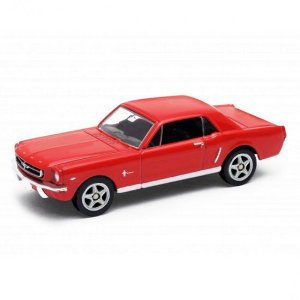 VEICULOS SORT FORD MUSTANG COUPE 1964 1/60