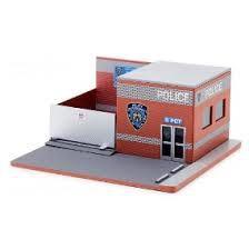 CENTRAL DE COMANDO POLICIA DE NOVA YORK 1/64
