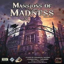 JOGO MANSIONS OF MADNESS