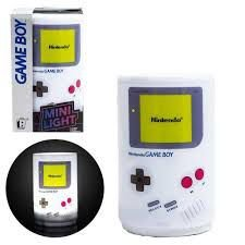 LUMINARIA GAMEBOY MINI LIGHT