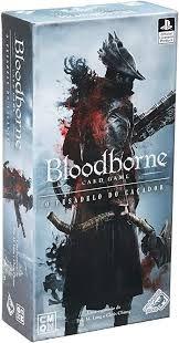 JOGO BLOODBORNE - CARD GAME EXPANSÃO PESADELO DO CAÇADOR