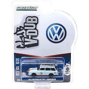1965 VW TYPE SQUAREBACK GULF VEE 1/64
