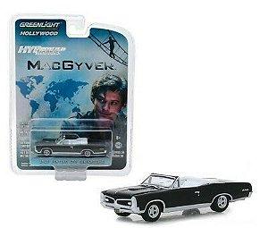 1967 PONTIAC GTO CONVERTIBLE MACGYVER SERIE 24 1/64