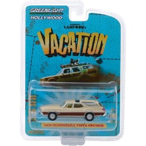 1970 OLDSMOBILE VISTA CRUISER VACATION SERIE 24 1/64