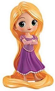 ACTION FIGURE PRINCESAS DISNEY QPOSKET - RAPUNZEL