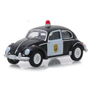 CALIFORNIA COLLECTIBLES SERIE  31 1/64 VW FUSCA SIOUX FALLS DAKOTA SUL