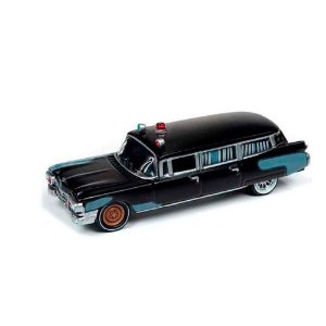 1959 CADILLAC GHOSTBUSTERS ECTO PROJECT CAR 1/64