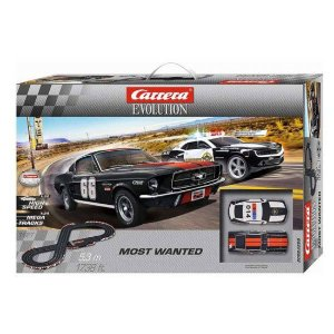 PISTA ELETRICA CARRERA MOST WANTED 5,3 M 1/32