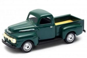 CALIFORNIA MINIS FORD F1 PICK UP VERDE 1/60-1/64