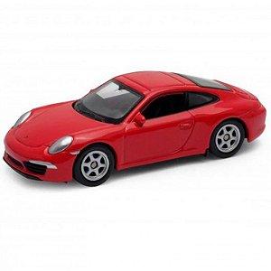 CALIFORNIA MINIS PORSCHE 911 CARRERA S VERMELHO 1/60 - 1/64