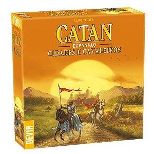 JOGO CATAN EXP CIDADES E CAVALEIROS